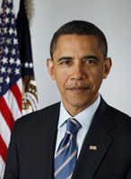 Picture of Barack Hussein Obama