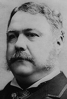 Picture of Chester Alan Arthur