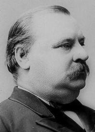 Picture of Grover Cleveland