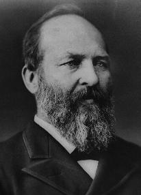 Picture of James Abram Garfield